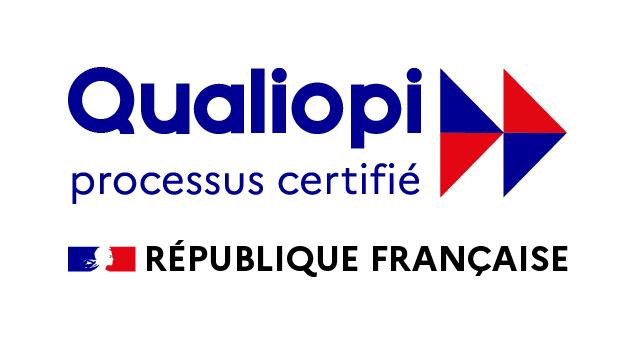 Logo Qualiopi 300dpi Avec Marianne - Trouvez des solutions avec AMC Ressources, méthode et outils concrets